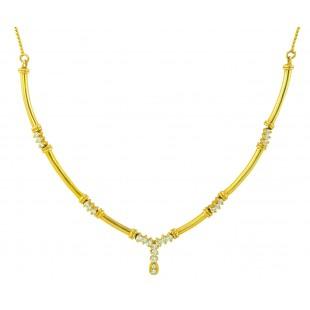 The Golden Queen Necklace