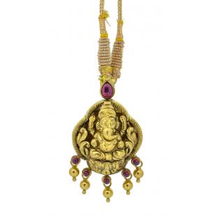 Om Ganeshaya Pendant