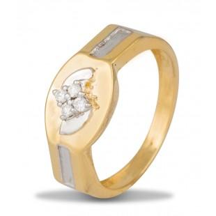 Authoritative Diamond Ring
