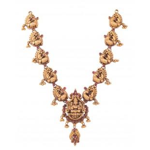 Shree Laxmi  Temple Necklace