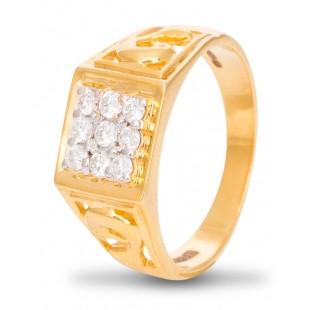 Precocity Diamond Ring