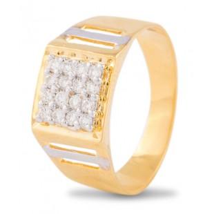 Sedecim Diamond Ring for Men