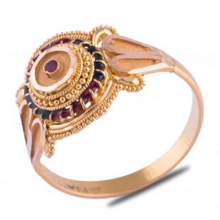 Tamira Gold Ring