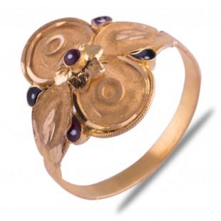 Hruti Gold Ring