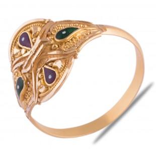 Sayuri Gold Ring