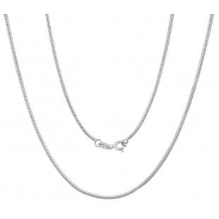 Ritzy Silver Unisex Chain