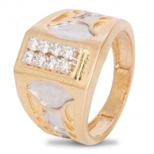 Savvy Diamond Ring for Men