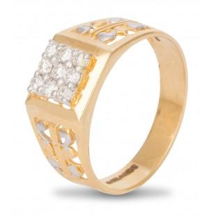 Remarkable Diamond Ring for Men