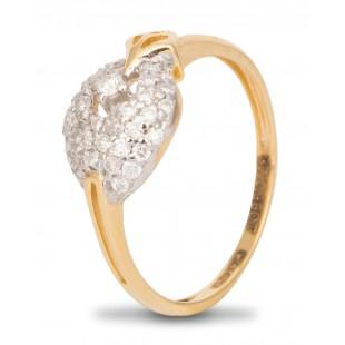 Endearing Diamond Ring