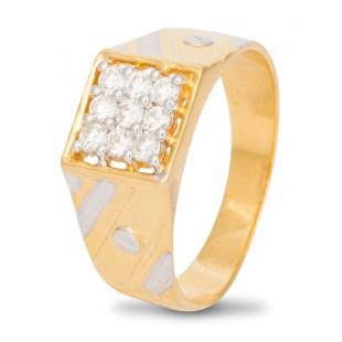 Snobbish Diamond Ring for Men