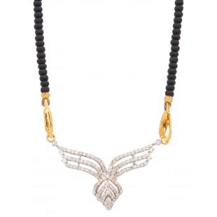 Sensational Diamond Mangalsutra