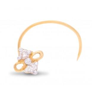 Sublime Diamond Nose Pin