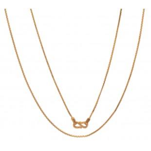 Eureka Gold Chain