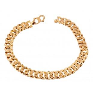 Ornate Style Gold Bracelets