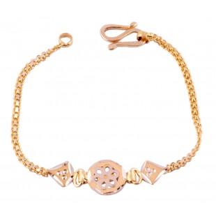Distinctively Remarkable Gold Bracelet