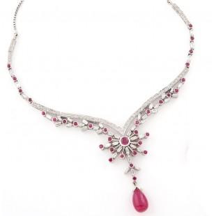 Cinderella's Love Diamond Necklace