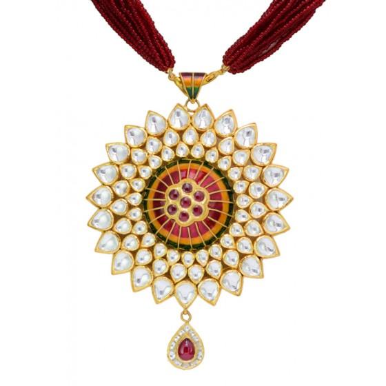 Mumtaz Kundan Jewellery Set