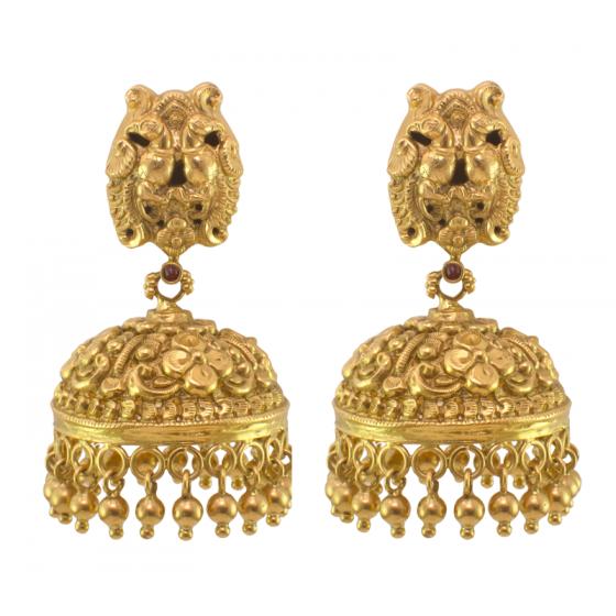 The Historic Ashoka Earrings