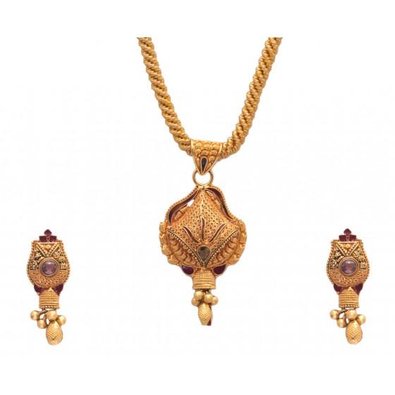 Surila Sath Pendant Set