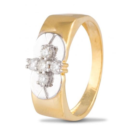 Endearing Diamond Ring for Men