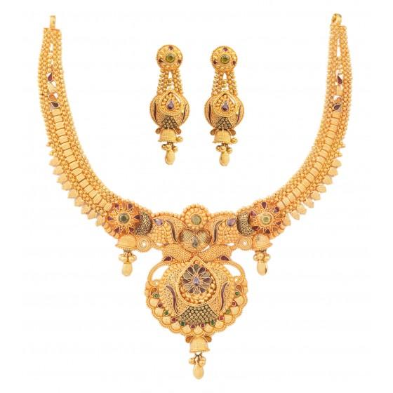 Opulent Gold Set