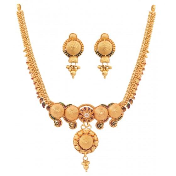 Chivalrous Gold Set