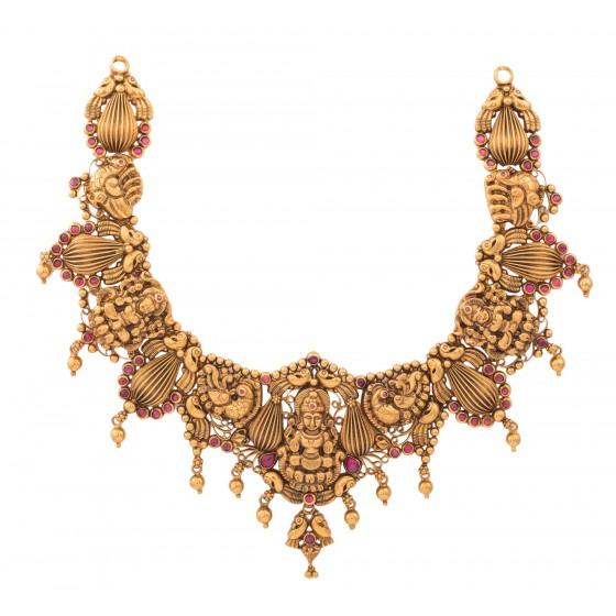 Mahalakshmi Temple Jewellery