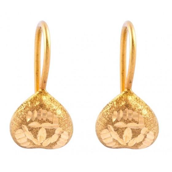 Splendid Gold Studs