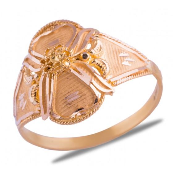 Qaima Gold Ring