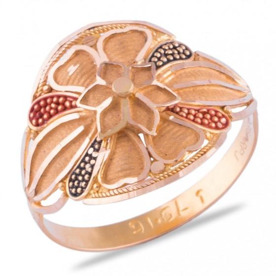 Avishi Gold Ring