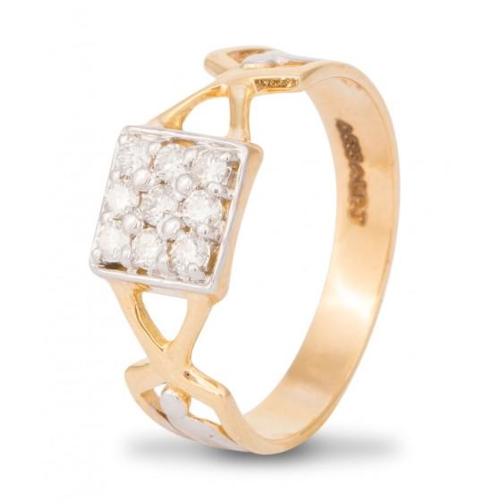 Macho Diamond Ring for Men