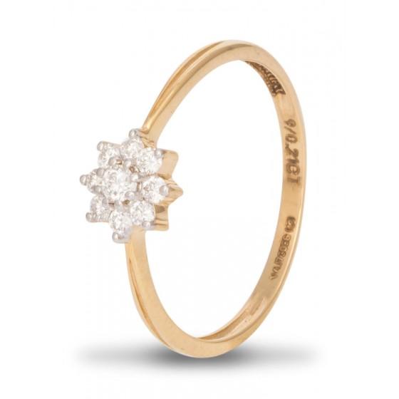 Wear Anywhere Diamond Ring