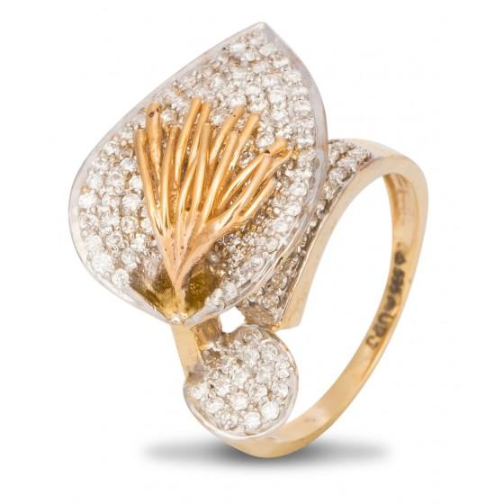 Affable Diamond Ring