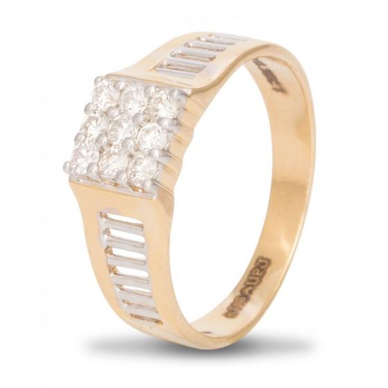 Smart Diamond Ring for Men
