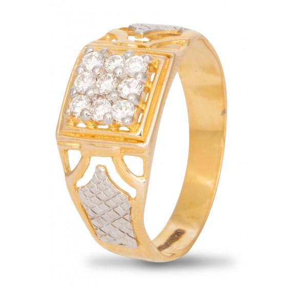Timeless Diamond Ring for Men