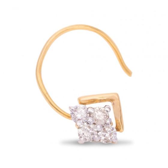 Bonzer Diamond Nose Pin