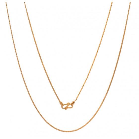 Brighten Up Gold Chain