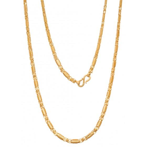 Casual Wear Gold Chain