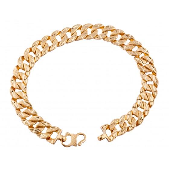 Majestic Purity Gold Bracelet
