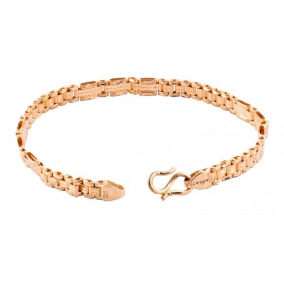 Lucent Beguiling Gold Bracelet