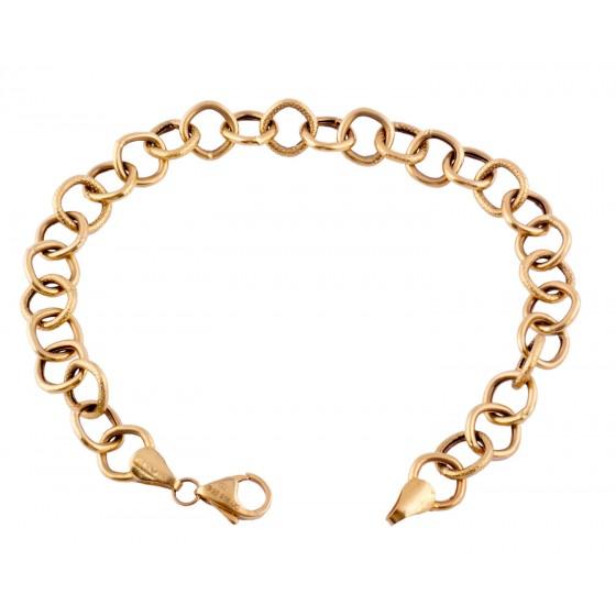 Royal Expression Gold Bracelet