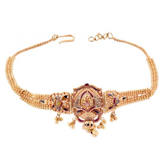 Winsome Adorbs Gold Bracelet