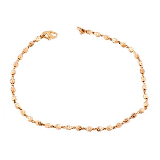 Dauntless Valor Gold Bracelet