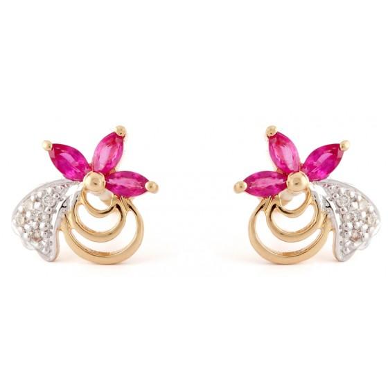 Valentina Flower Earrings