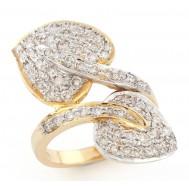 The Shimmering Shovel Ring
