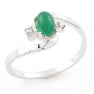 Green Apple Ring