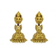 The Golden Goddess Earrings