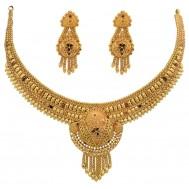 Rangrasiya Antique Gold Set