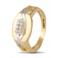 Jaunty Diamond Ring