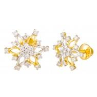Intriguing Diamond Earrings